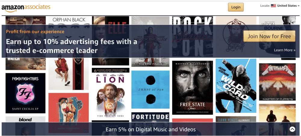 איך להרוויח כסף עם תוכנית השותפים של אמזון